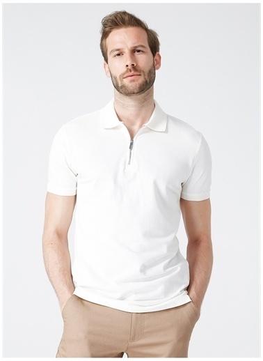 Pierre Cardin Pierre Cardin T-Shirt Beyaz